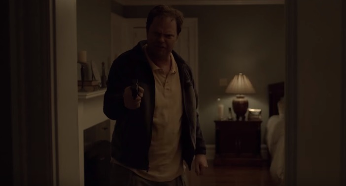Rainn Wilson criminale da strapazzo nel trailer di Shimmer Lake