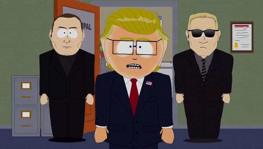 """Stone e Parker: """"La vittoria di Trump ci ha costretto a stravolgere la stagione 20 di South Park"""""""