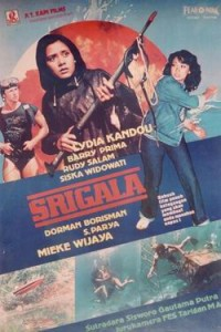 srigala film indonesia 1981 poster