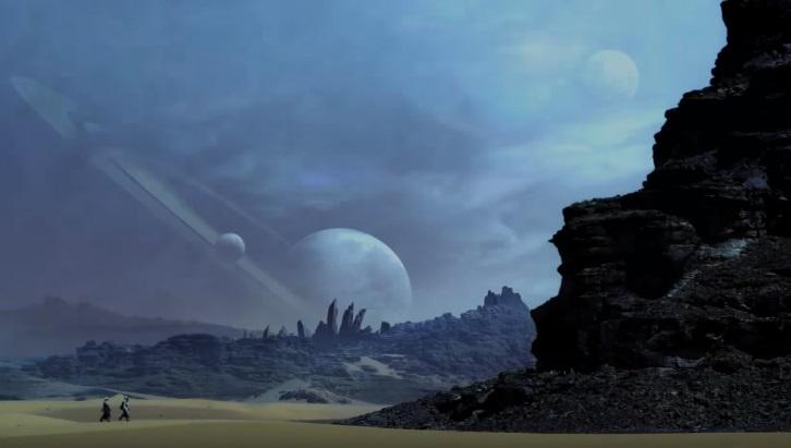 star trek discovery serie