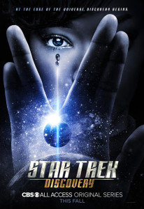 star trek discovey poster