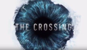 the crossing serie poster