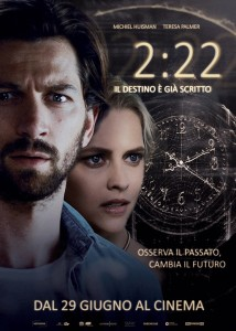222 destino scritto Poster