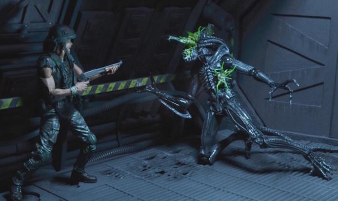 Ripley e Vasquez nella nuova linea NECA dedicata ad Aliens - Scontro Finale