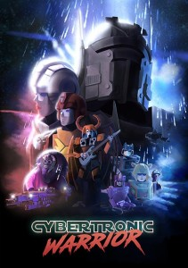 CYBERTRONIC WARRIOR poster