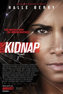 KIDNAP barry film POSTER