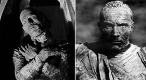 La mummia vs Mummy's Hand