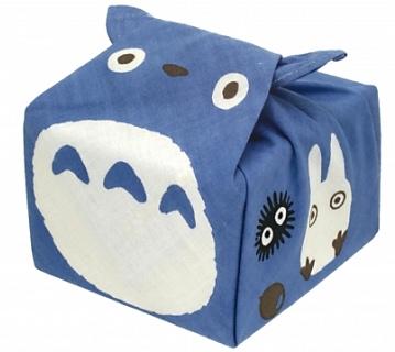 La pausa pranzo si colora di Ghibli con i fazzoletti per lunch box di Totoro