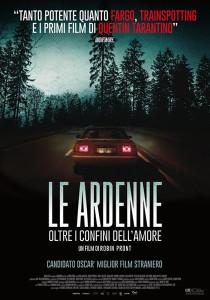 Poster Le Ardenne - Oltre i confini dell'amor