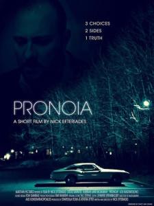 Pronoia poster
