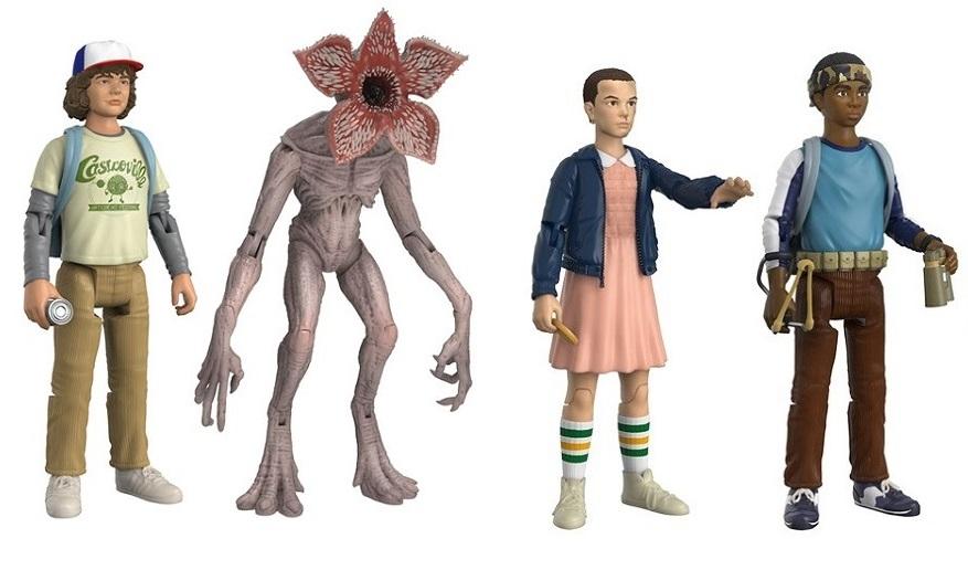 Stranger Things: Undici e il Demogorgone tra le 6 nuove action figures Funko