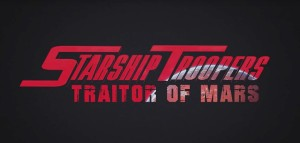 Starship Troopers Traitor of Mars poster
