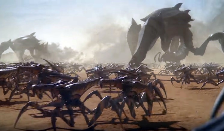 Trailer con Casper Van Dien e Dina Meyer per il sequel animato Starship Troopers: Traitor of Mars