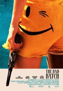 Tbe Bad Batch poster