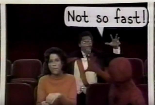 The Electric Company - Morgan Freeman - A Night at the Movies