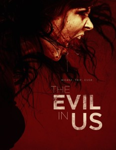 The Evil in Us poster