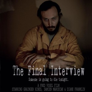 The Final Interview poster