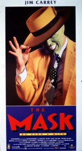 The Mask poster ita