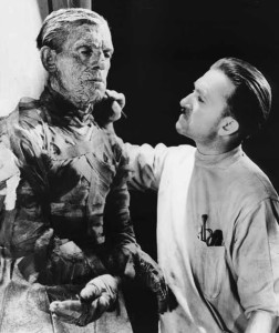 The Mummy Boris Karloff makeup