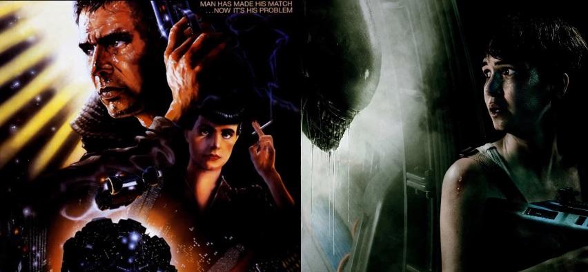 [riflessione + video] Alien e Blade Runner sono parte dello stesso universo cinematografico