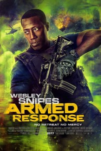 armed response poster wesley