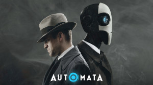 automata serie tv poster