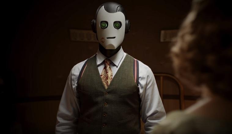 Automata: robot e detective indagano nell'America degli anni '30 nel trailer della serie noir sci-fi