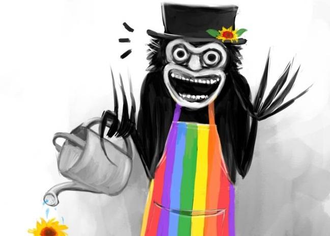 Il temibile Babadook diventa un curioso sex toy per adulti amanti dell'horror