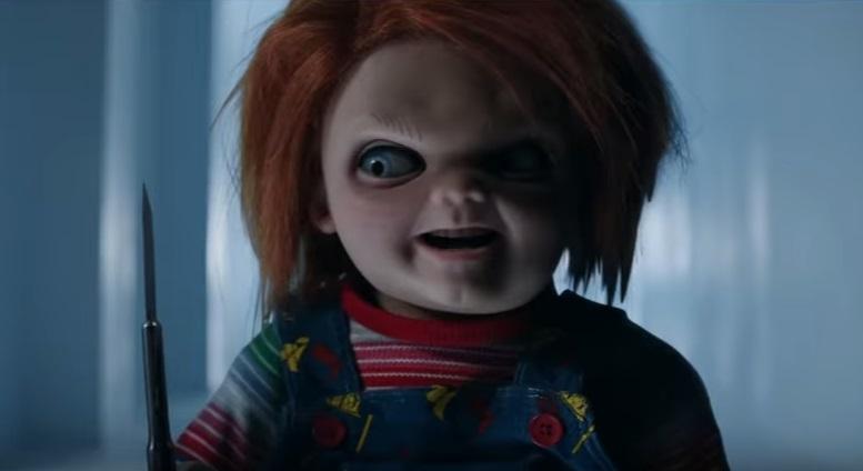 Red band trailer per Cult of Chucky, il bambolotto semina il terrore al manicomio