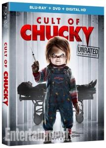 cult of chucky homevideo