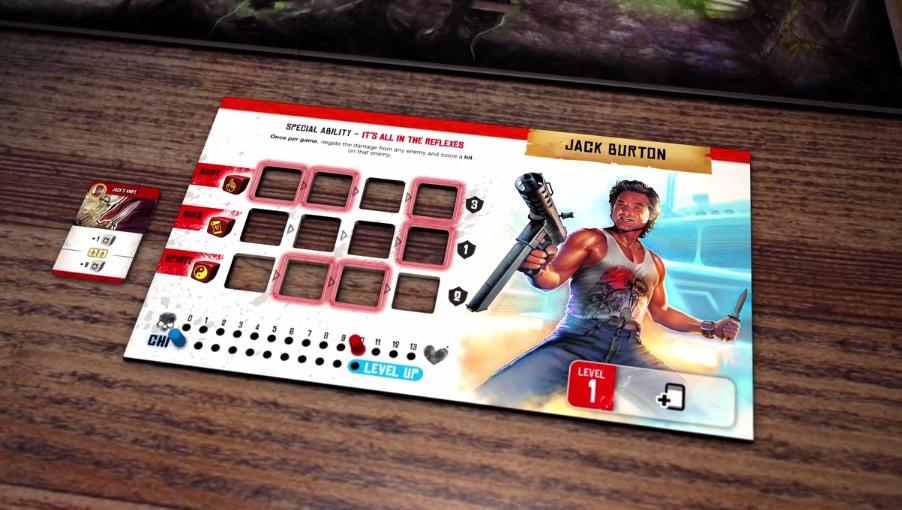 Trailer per il gioco da tavolo di Grosso Guaio a Chinatown