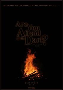 hai paura del buio poster