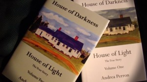 house darkness light perron