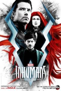 inhumans poster serie