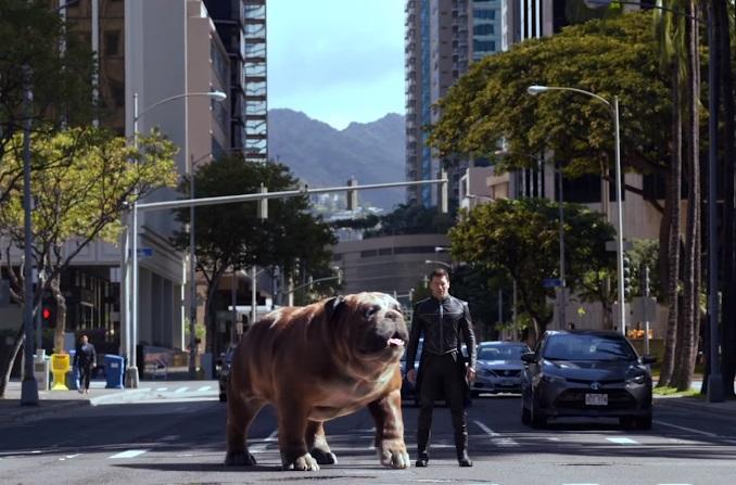 La Famiglia Reale degli Inumani si rifugia alle Hawaii nel full trailer della serie Inhumans