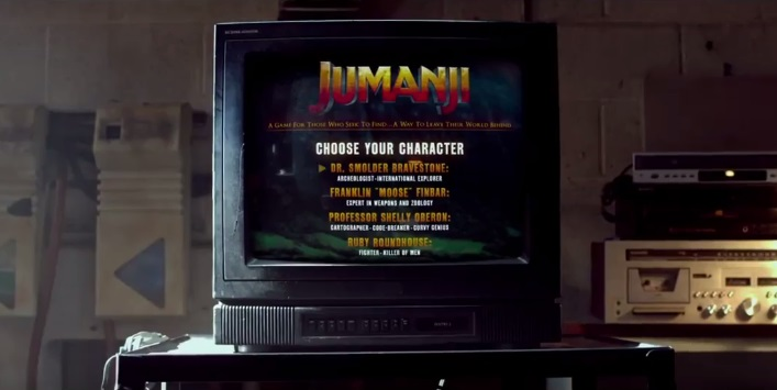 Jumanji: Welcome to the Jungle, prima anticipazione del trailer