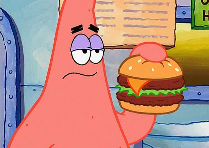 Imparate a preparare il Krabby Patty Burger di SpongeBob