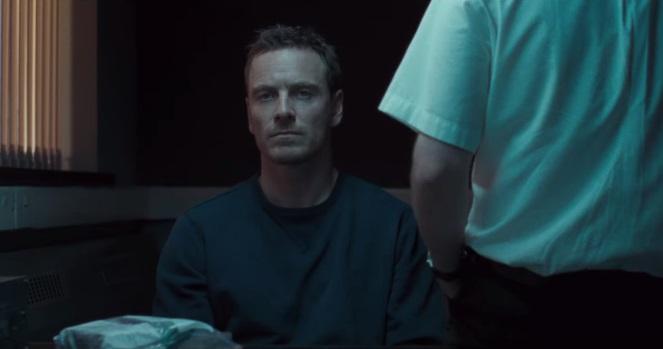 Michael Fassbender bandito in fuga nel trailer italiano di Codice Criminale