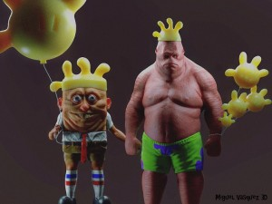 miguel vasquez spongebob patrick