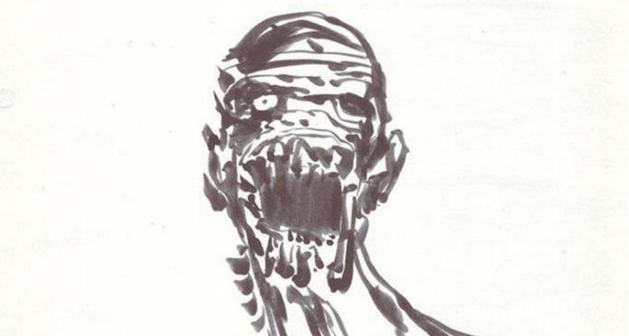 mummia barker film