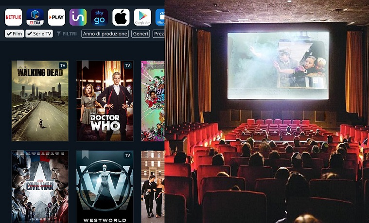 [riflessione] Sala cinematografica vs. streaming (legale): i pareri della nostra redazione