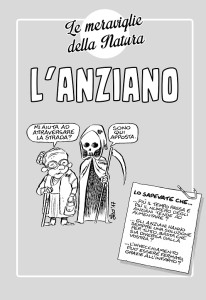 ortolani L'ANZIANO