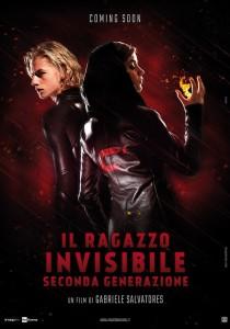 ragazzo invisibile 2 poster
