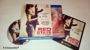 red state bluray