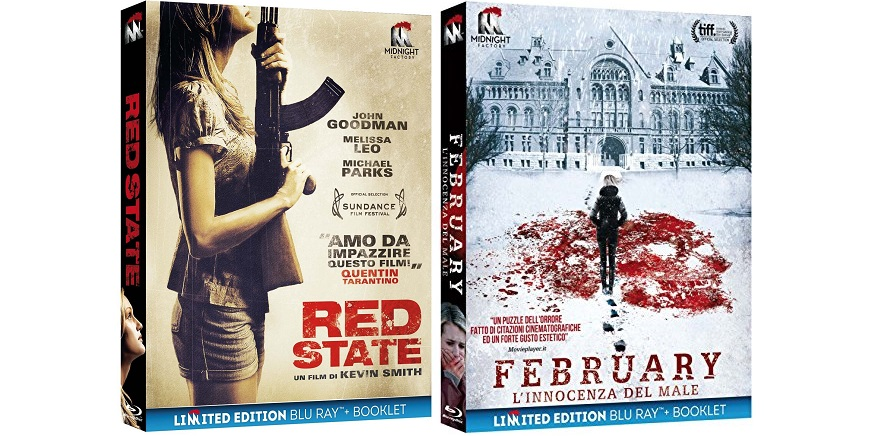 [recensione blu-ray] Red State - February, L'innocenza del male