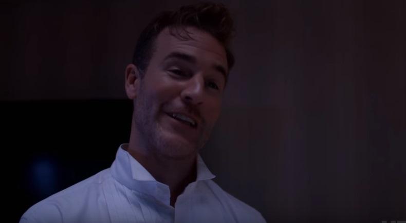 James Van Der Beek tra gli imprevedibili ospiti della Room 104 nel trailer della serie HBO