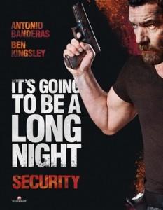 security banderas poster