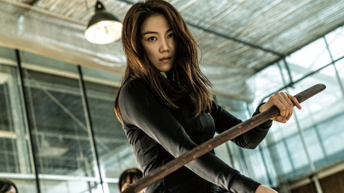 the villainess film