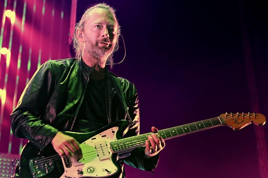 Thom Yorke: