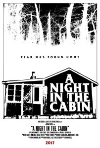 A Night in the Cabin poster